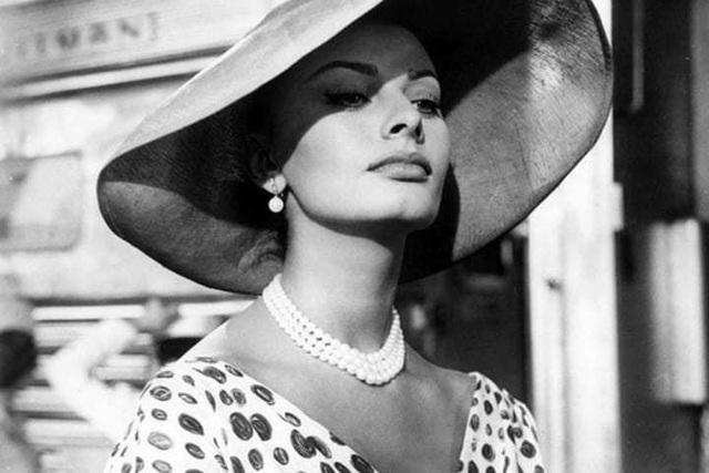 Sophia Loren bất ngờ tái xuất - 9