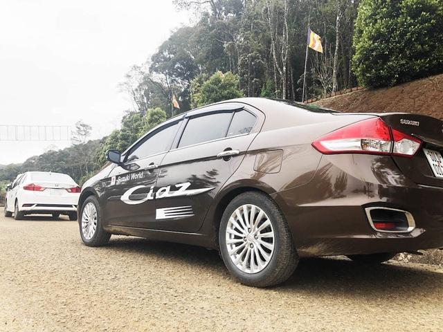 Suzuki tặng 1 năm bảo hiểm khách mua xe Celerio trong tháng 3 - 4