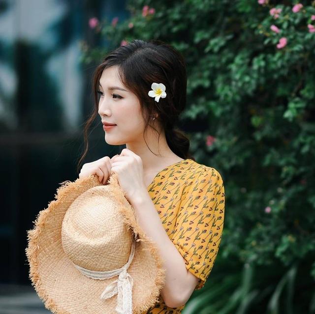 Hoa hậu Thuỳ Linh gây sốc với cách ứng xử đẹp nếu chồng ngoại tình - 5