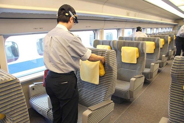 """""""7 phút"""" và câu chuyện đáng khâm phục trên mỗi chuyến tàu cao tốc Nhật Bản - 3"""