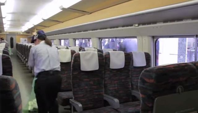 """""""7 phút"""" và câu chuyện đáng khâm phục trên mỗi chuyến tàu cao tốc Nhật Bản - 4"""