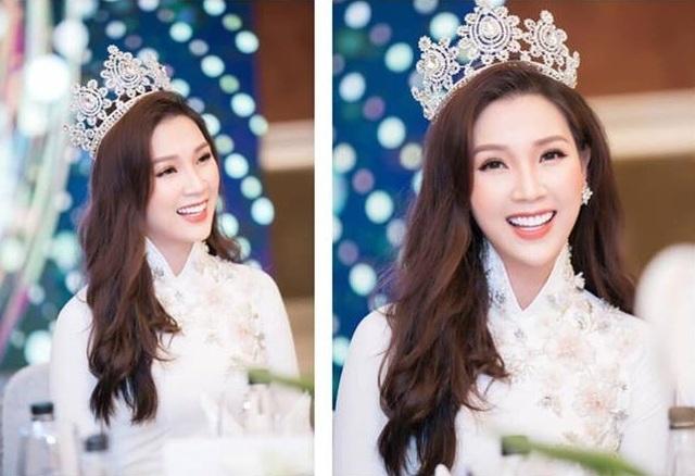 Hoa hậu Thuỳ Linh gây sốc với cách ứng xử đẹp nếu chồng ngoại tình - 2