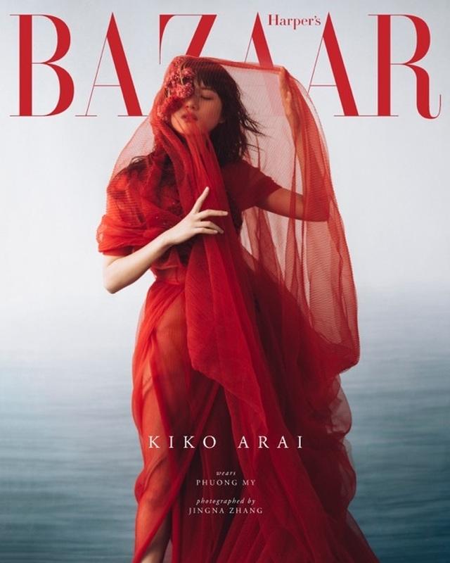 Kiko Arai trở thành nàng thơ mới của PHUONG MY. - 1