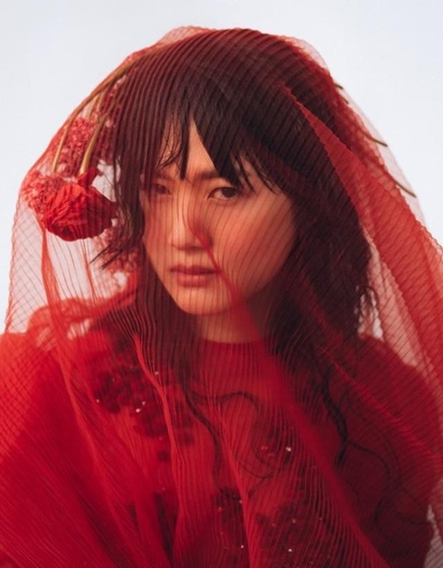 Kiko Arai trở thành nàng thơ mới của PHUONG MY. - 2