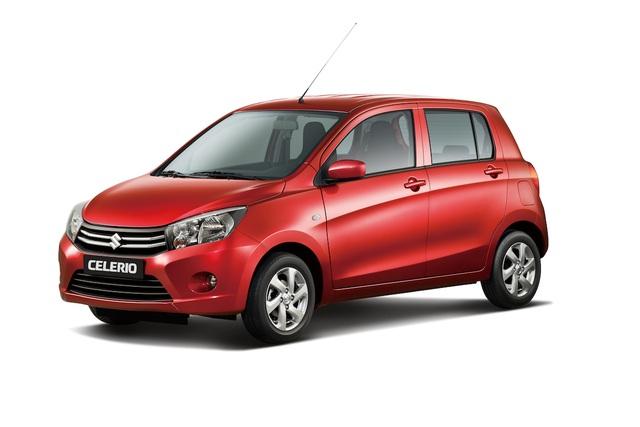 Suzuki tặng 1 năm bảo hiểm khách mua xe Celerio trong tháng 3 - 2