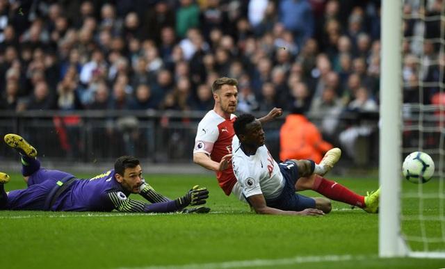 Nhìn lại trận hòa ghìm chân cả Tottenham lẫn Arsenal - 6