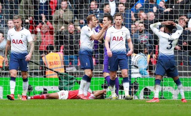 Nhìn lại trận hòa ghìm chân cả Tottenham lẫn Arsenal - 20