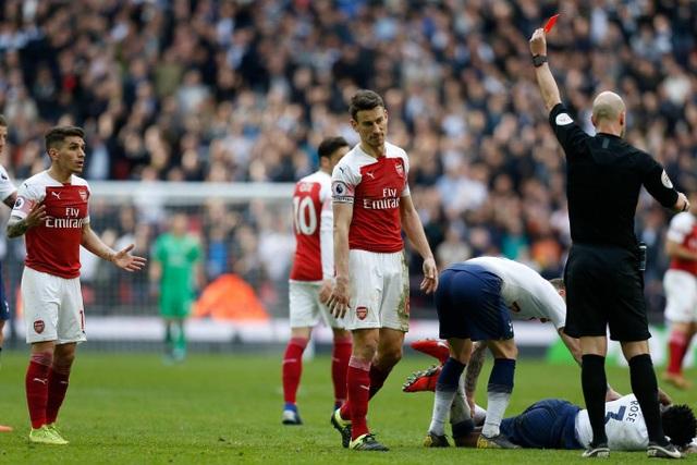 Nhìn lại trận hòa ghìm chân cả Tottenham lẫn Arsenal - 21