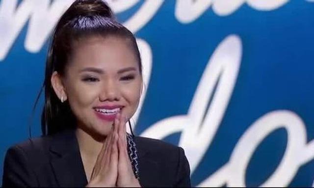 Cô gái Việt gây sốt ở cuộc thi Thần tượng âm nhạc Mỹ - 1