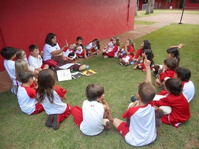 Môi trường học tập hoàn hảo là giúp cho trẻ hạnh phúc - 1