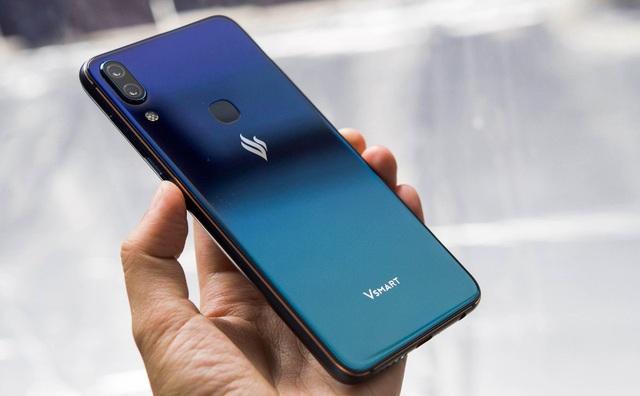Điện thoại Vsmart hạ nhiệt trên thị trường - 2