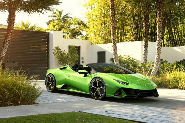 Lamborghini Huracan Evo Spyder - Hoàn hảo đến từng chi tiết - 1