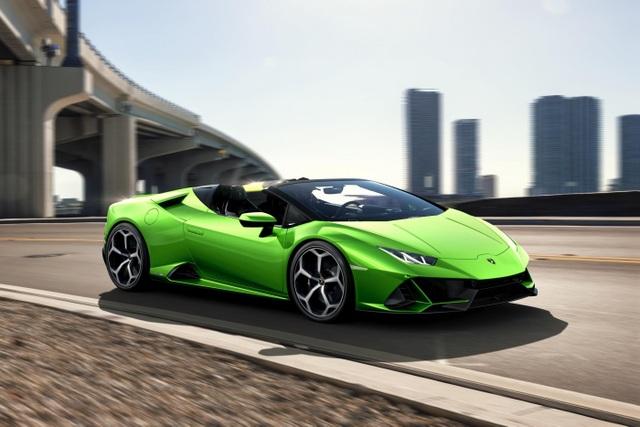 Lamborghini Huracan Evo Spyder - Hoàn hảo đến từng chi tiết - 6