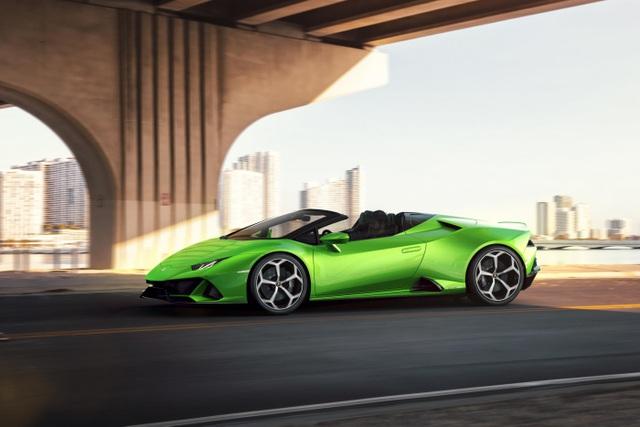 Lamborghini Huracan Evo Spyder - Hoàn hảo đến từng chi tiết - 5