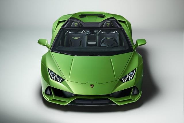 Lamborghini Huracan Evo Spyder - Hoàn hảo đến từng chi tiết - 3
