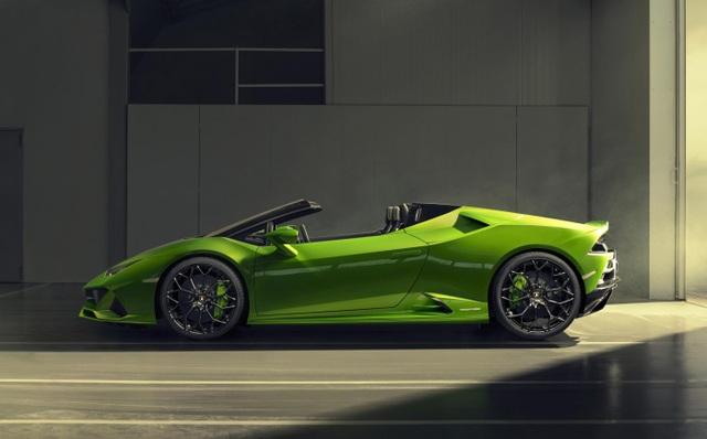 Lamborghini Huracan Evo Spyder - Hoàn hảo đến từng chi tiết - 4
