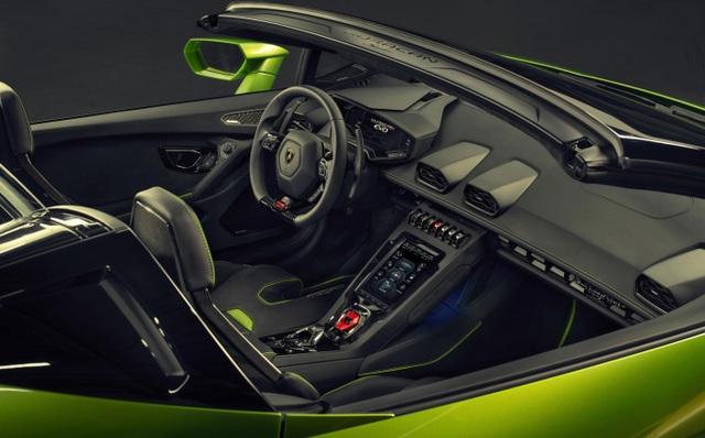 Lamborghini Huracan Evo Spyder - Hoàn hảo đến từng chi tiết - 8