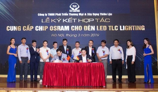 TLC OSRAM - Bước nhảy vọt về chất lượng đèn LED chiếu sáng - 3