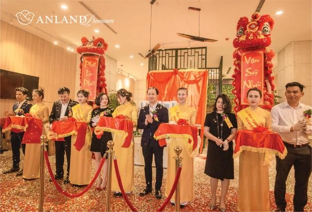 Giao dịch sôi động trong Lễ Khai trương căn hộ mẫu dự án Anland Premium - 1