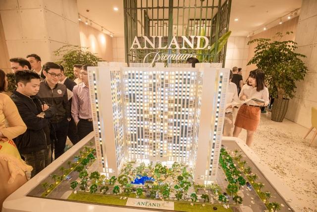 Giao dịch sôi động trong Lễ Khai trương căn hộ mẫu dự án Anland Premium - 2