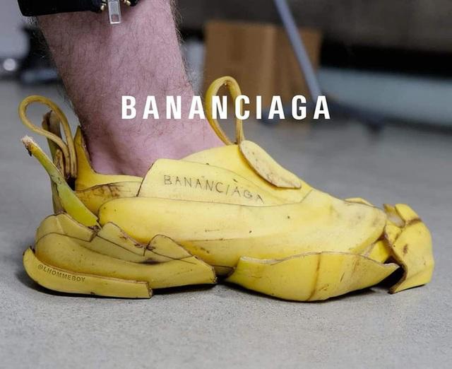 Giày hàng hiệu hơn 20 triệu đồng được nhái bằng vỏ chuối gây sốt - 2