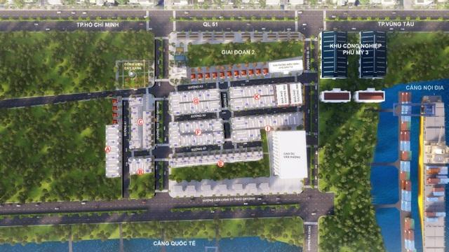 """Đầu tư đất nền tại dự án Harbor Center: Một vốn có hơn… bốn """"điểm tựa"""" để chắc chắn sinh lời - 3"""