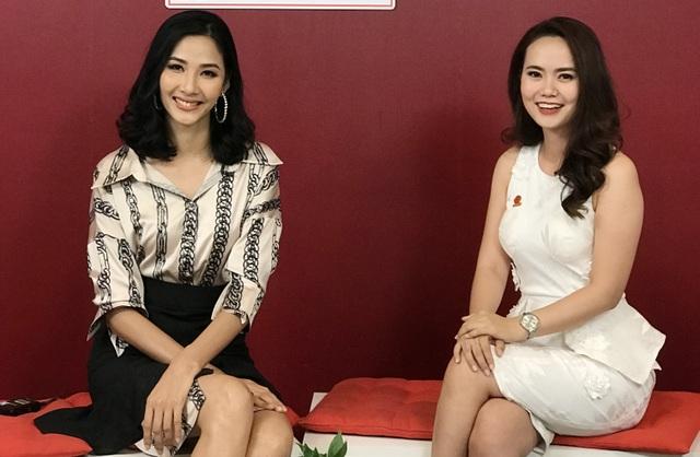 Hoàng Thùy úp mở chuyện tiếp nối HHen Niê dự thi Hoa hậu Hoàn vũ thế giới - 1