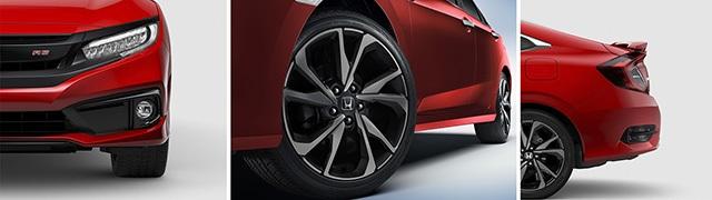 Honda sẽ sớm ra mắt Civic 2019 tại Việt Nam - 3