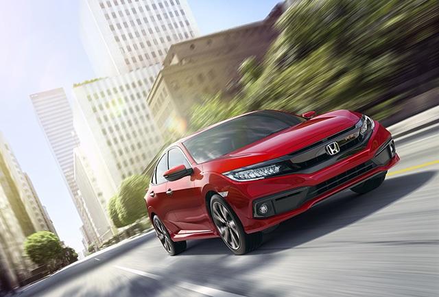 Honda sẽ sớm ra mắt Civic 2019 tại Việt Nam - 1