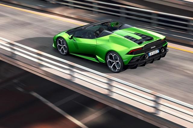 Lamborghini Huracan Evo Spyder - Hoàn hảo đến từng chi tiết - 9