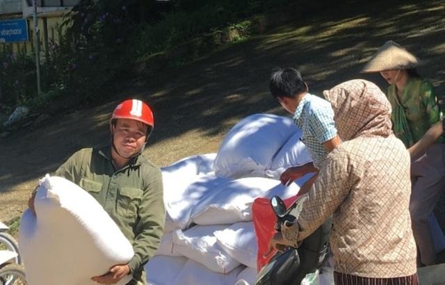 Thanh Hóa: Hơn 21.000 học sinh được hỗ trợ gạo - 1