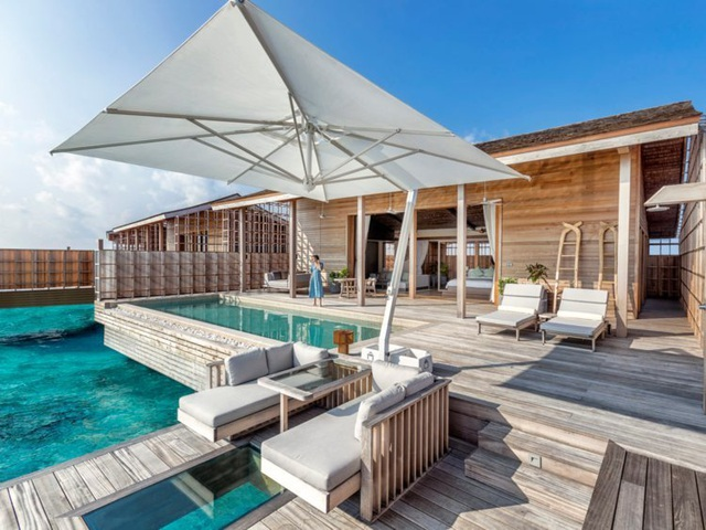 Khách sạn đẹp nhất thế giới vận hành bằng năng lượng mặt trời - 8