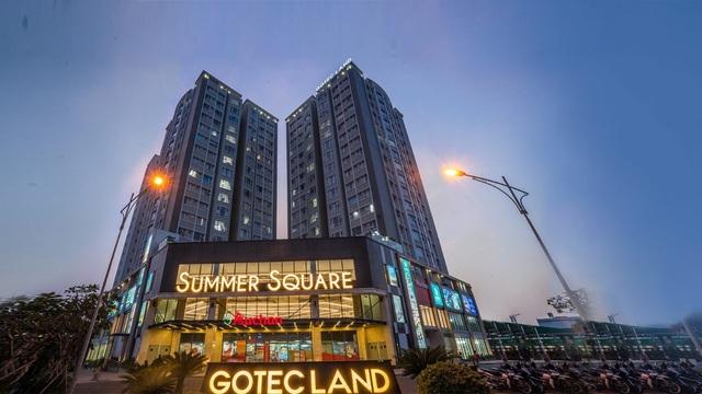 Gotec Land bàn giao sổ hồng cho cư dân dự án Summer Square - 2