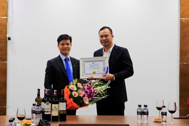 Đại Phú Thành nhận danh hiệu đại lý tiên tiến từ tập đoàn FLC - 1