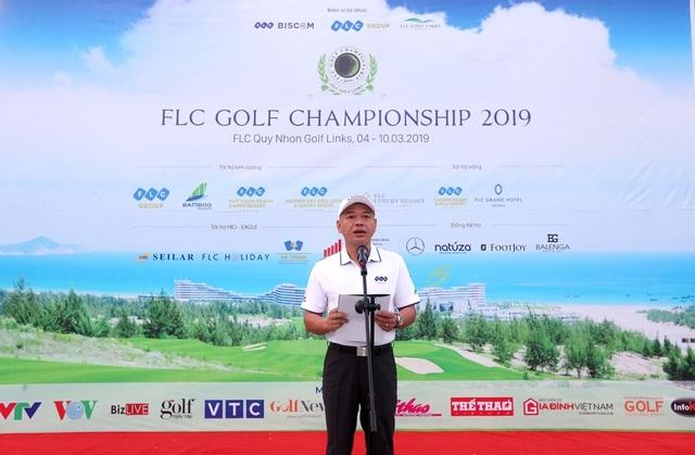 Hơn 2000 Golfer tranh tài tại giải đấu FLC Golf Championship 2019 - 2