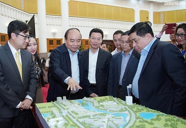 Thủ tướng đốc thúc triển khai Trung tâm Đổi mới sáng tạo quốc gia - 2..jpg