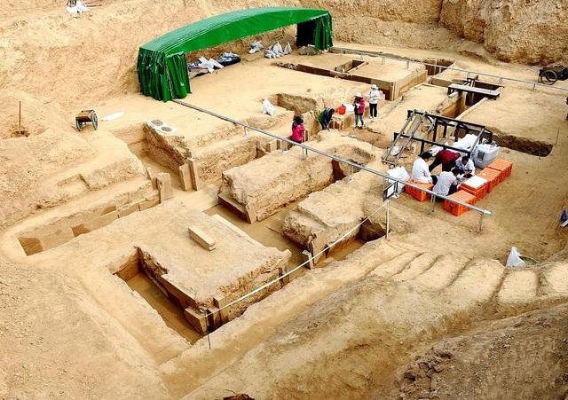 """Tìm thấy thuốc """"trường sinh bất lão"""" trong mộ cổ ở Trung Quốc - 3"""