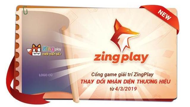 Cổng game giải trí ZingPlay công bố thay đổi logo  - 2