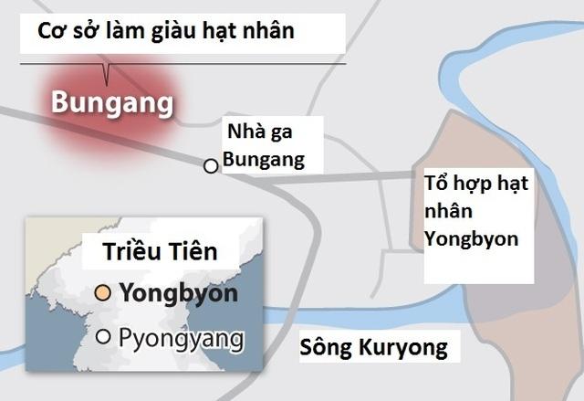 Báo Hàn Quốc hé lộ cơ sở hạt nhân bí mật khiến Mỹ - Triều không đạt thỏa thuận - 1
