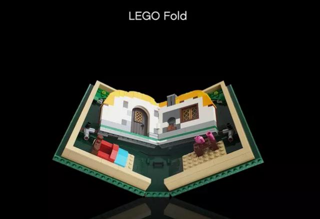 Lego bất ngờ tham gia cuộc đua smartphone màn hình gập cùng Samsung, Huawei? - 1