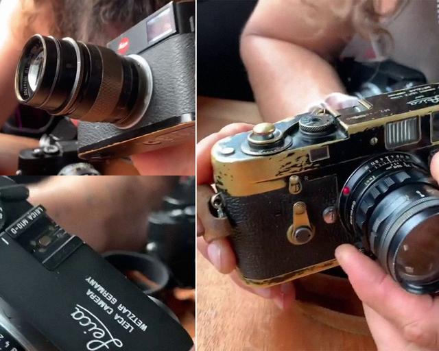 Nam diễn viên Aquaman khoe bộ sưu tập máy ảnh Leica khiến nhiều nhiếp ảnh gia ghen tỵ - 4