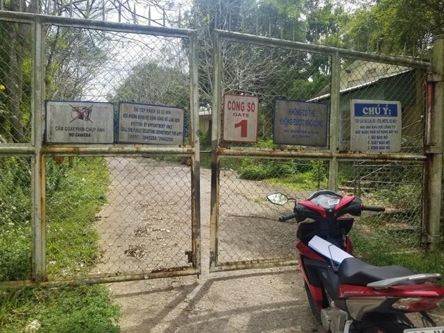 Đóng cửa mỏ vàng Bồng Miêu