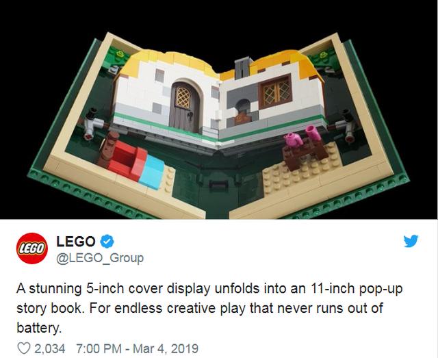 Lego bất ngờ tham gia cuộc đua smartphone màn hình gập cùng Samsung, Huawei? - 3