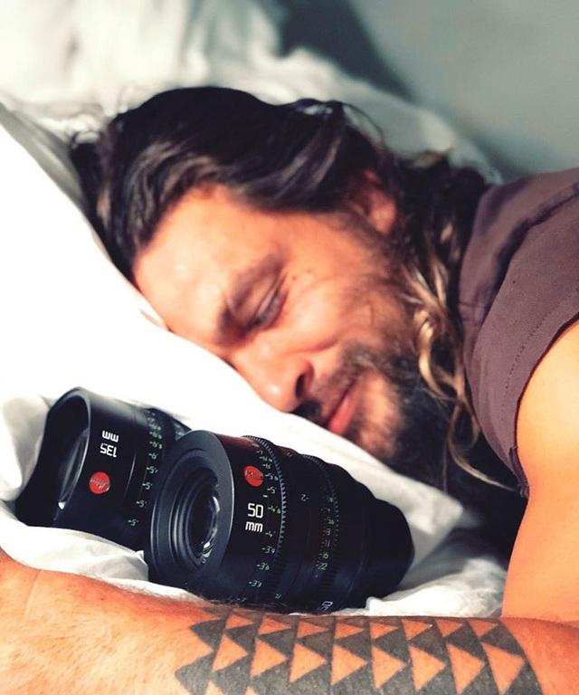 Nam diễn viên Aquaman khoe bộ sưu tập máy ảnh Leica khiến nhiều nhiếp ảnh gia ghen tỵ - 3