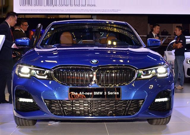 BMW 3 Series thế hệ mới chuẩn bị có mặt tại Việt Nam? - 2