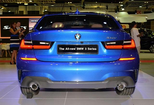 BMW 3 Series thế hệ mới chuẩn bị có mặt tại Việt Nam? - 3
