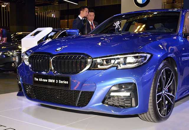 BMW 3 Series thế hệ mới chuẩn bị có mặt tại Việt Nam? - 1