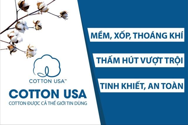 Cotton USA bắt đầu được ứng dụng cho thời trang mặc nhà - 2