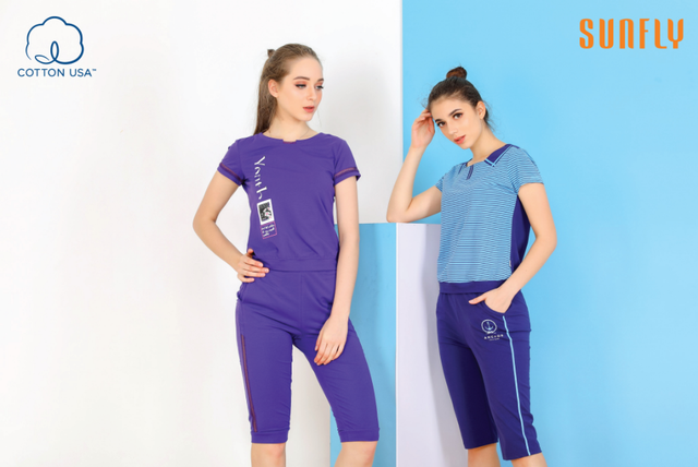 Cotton USA bắt đầu được ứng dụng cho thời trang mặc nhà - 3
