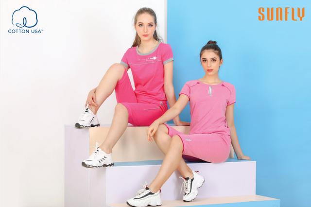 Cotton USA bắt đầu được ứng dụng cho thời trang mặc nhà - 4
